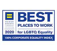 Best Places to Work Award Logo